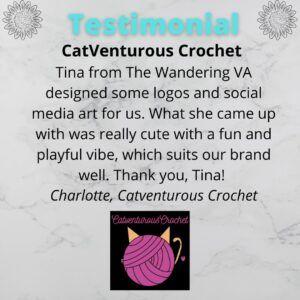 Catventurous Crochet Testimonial