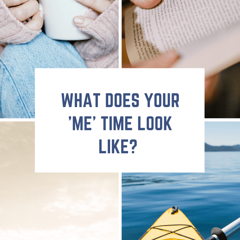 Self-Care for The Entrepreneur: Find Some 'Me' Time