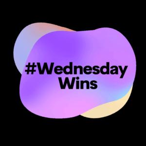 Wednesday wins