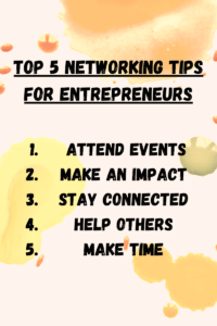 networking tips 5